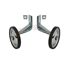 Heavy Duty Steel  Training Wheel 12''  for kids in Chrome 842404