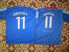 Lot 2 Maillot CHELSEA DROGBA n°11 shirt supporter collection vintage jersey XL