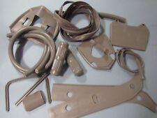GREY Body Rubber & Gasket Kit - Lambretta SX 150 200 Special 125 150