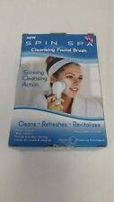 Spin Spa Cleansing Facial Brush As Seen On TV NEW