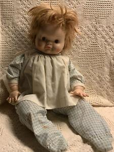 Vintage Madame Alexander So Big 22in doll - 1967
