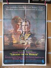 A1836         LEGADO DE UN HEROE   GLENDA JACKSON - PETER FINCH