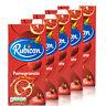 5 x Rubicon Premium Granatapfelsaft 1 Liter - Pomegranate Granatapfel Saft Drink