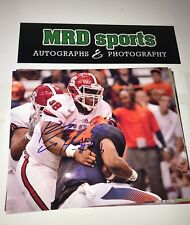 B.J. Hill NC State Wolfpack Hand signed autographed 8x10 football photo