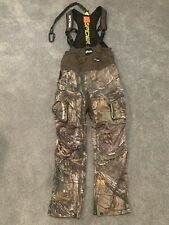 Never Worn Scent Blocker Tree Spider Harness Bibs Realtree Xtra