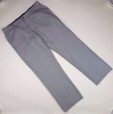 OAKLEY Pants 40 34 GOLF Mens SIZE Diamond CHECKED Multicolor GRAY Man SZ 421609*