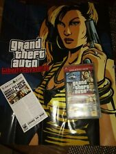 Grand Theft Auto Liberty City Stories Sony PSP Used