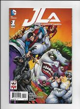 JUSTICE LEAGUE OF AMERICA (10) Lot / #1-10 / NM / Variants