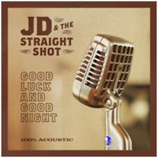JD & The Straight Shot - Good Luck And Good Night - New LP - Pre Order - 25/5