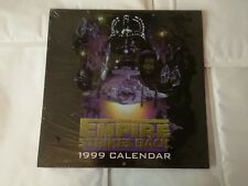 Empire Strikes Back - 1999 Calendar - *STILL SEALED* *UNOPENED*