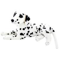 JESONN Lifelike Stuffed Animals Dalmatian Dogs Toys Plush for Kids Gifts 12 Inch