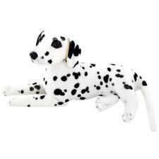 JESONN Lifelike Stuffed Animals Dalmatian Dog Toys Plush for Kids Gift 15.3 Inch