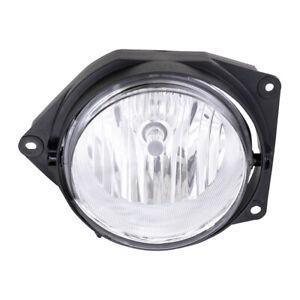 Fog Light fits Hummer H3 H3T Pickup Truck Driver Lamp Lens Assembly 15807157