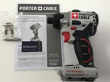 PORTER CABLE PCC647 20 VOLT 1/4 INCH HEX Lithium-Ion Brushless Impact Driver NEW