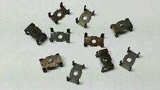 10 Race Track Clips In Good Condition Improve Your Slot Car Layout! Free S&H