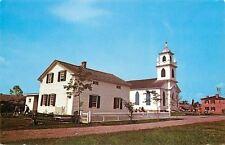 Cornwall Ontario~Christ Church~Pastor's House~Crysler Farm Battlefield Park~'50s