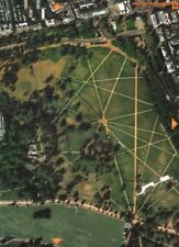 Hyde Park w2. Marble Arch Hyde Park SPEAKER'S CORNER SERPENTINE Park LN 2000 Mappa