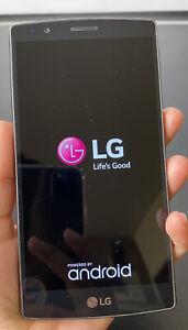 LG G4 H815 - 32GB - Black (Unlocked) Smartphone - FAULTY
