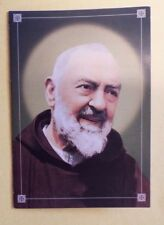 Padre Pio, St John Paul II & Emeritus Pope Benedict XVI Image Card, New Italy
