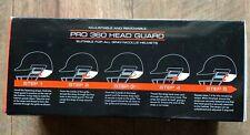 Gray Nicolls PRO 360 Cricket Helmet Accessory Player Protection Head Neck guard