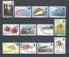 FALKLAND ISLANDS 1994 SG 701/12 USED Cat £32