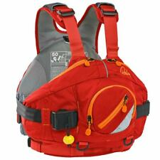 Palm Amp White Water Buoyancy Aid Red, M/L