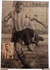 "Ludwig ""Pipin"" Lachner + Fußball Nationalspieler DFB + Fan Big Card Edition B672"