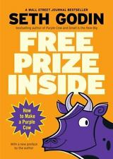 Free Prize Inside : How to Make a Purple Cow by Seth Godin (2007, Paperback)