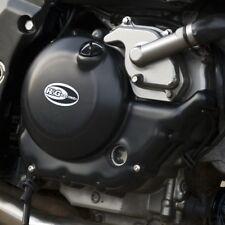 Suzuki SV650 Unfaired K6 2006 R&G Racing Engine Case Cover PAIR KEC0043BK Black
