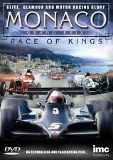 MONACO GRAND PRIX - RACE OF KINGS - Formula 1 F1 GP - NEW DVD UK