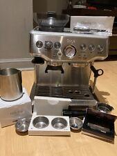Sage Coffee Machine with Grinder Model BES870