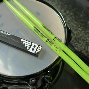 5A/7A Drum Sticks Glow In The Dark Stage Percussion Band Musical Instrument DIY