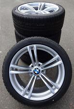 4 BMW Winterräder Styling 408 M 255/40 R19 100V M+S BMW 5er F10 6er F06 F12 RDK