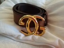 Gucci Vintage Women's Leather Belt Excellent Pre-owned Condition Clothing...