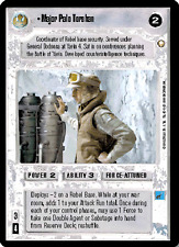 Major Palo Torshan [Near Mint/Mint] SPECIAL EDITION star wars ccg swccg