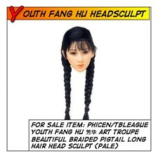 Phicen/TBLeague Hot Youth Fang Hu 芳华 Head Sculpt for 1/6 12 in scale Female Toys