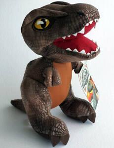 Jurassic World Dinosuarier Dino T-Rex Plüsch Kuscheltier ca 24cm