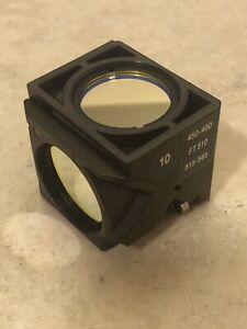 Zeiss 452888 Fluorescence Reflector Cube Module Filter Set 10