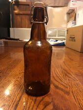 Fischer Beer Bottle Ez Cap Brewing Amber