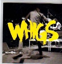 (BR862) The Whigs, Kill Me Carolyne - DJ CD