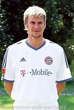 Alexander Zickler Bayern München 02-03 seltenes Foto+3