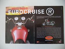 advertising Pubblicità 1998 MOTO GUZZI NEVADA CLUB 750