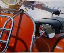 7358 Specchio Specchietto DX - SX per Vespa Vintage Montaggio sul Paragambe