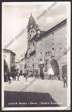FOGGIA SAN SEVERO 13 Cartolina viaggiata 1914