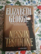 Nessun Testimone.  Elizabeth George