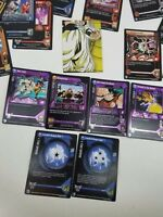 Dragon ball GT 30 Card Set Lot Bulk Combat & Non, TCG Mix Tin Promo Holographic
