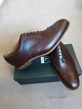Loake Premium Leather Brogues Size 12 Model; Fearnley