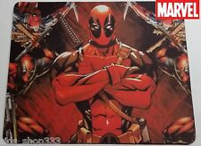 DEADPOOL STALKING MARVEL COMICS  !! Anti slip COMPUTER MOUSE PAD 9 X 7inch