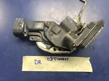 99-04 Chevrolet Tracker Driver Rear Left Door Lock Latch Actuator OEM