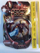"Marvel Legends Iron Man Mark 03 Repulsor Blast Ironman 6"" Action Figure - NIP"